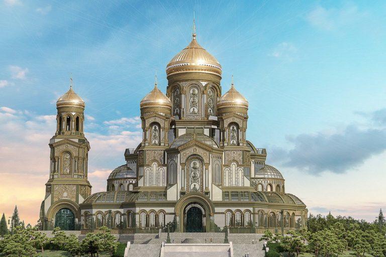 Колокола для главного храма Вооруженных сил России
